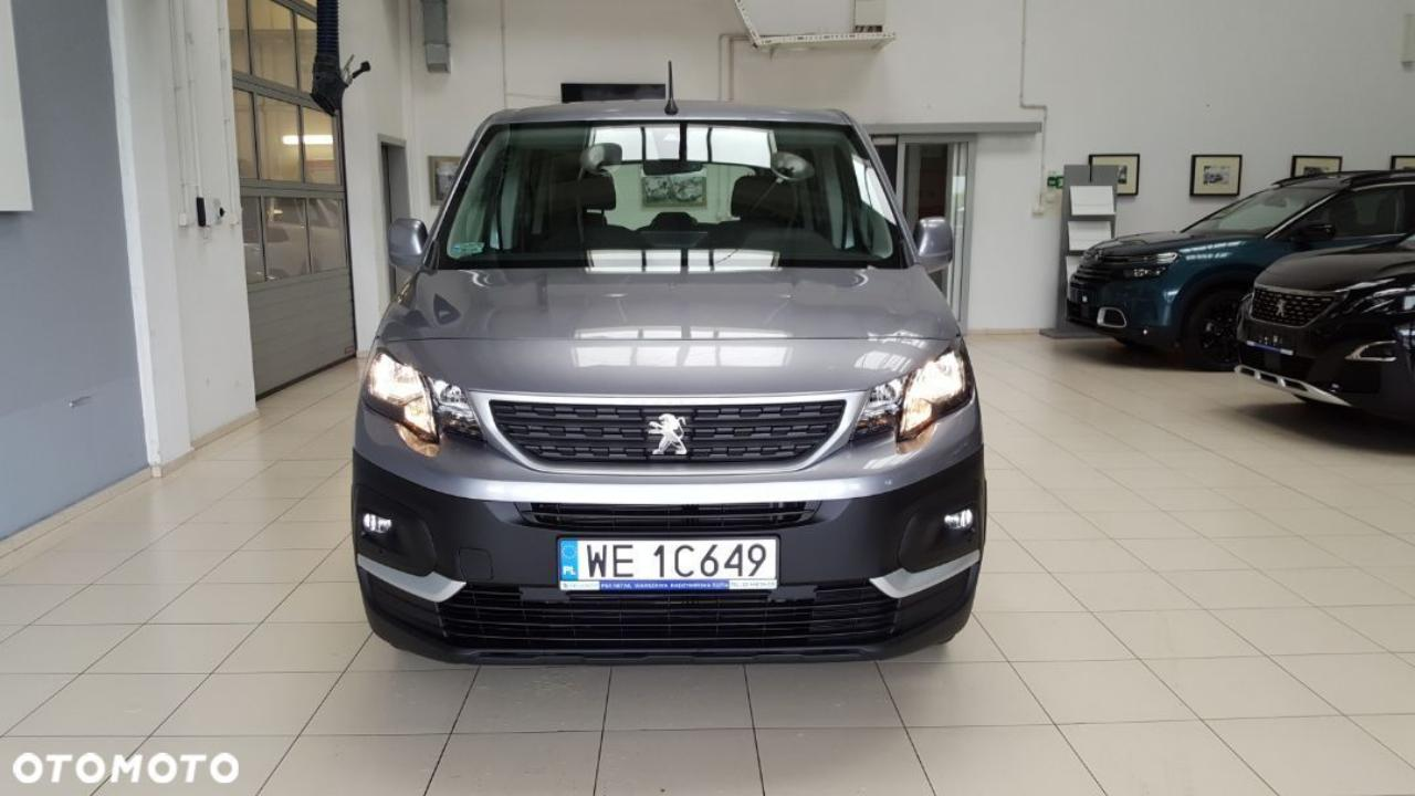 Peugeot RIFTER Long 1.5 BlueHDI Active S&S Aut.