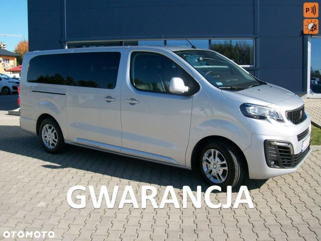 Peugeot Traveller 2.0 BlueHDi Long Business
