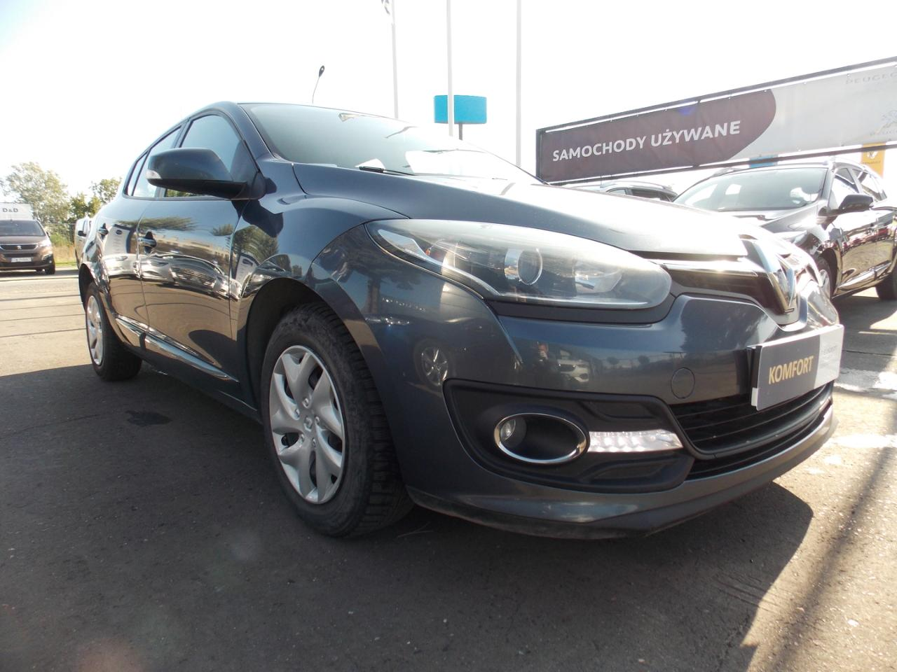 Renault Megane 1.5 dCi Energy Life