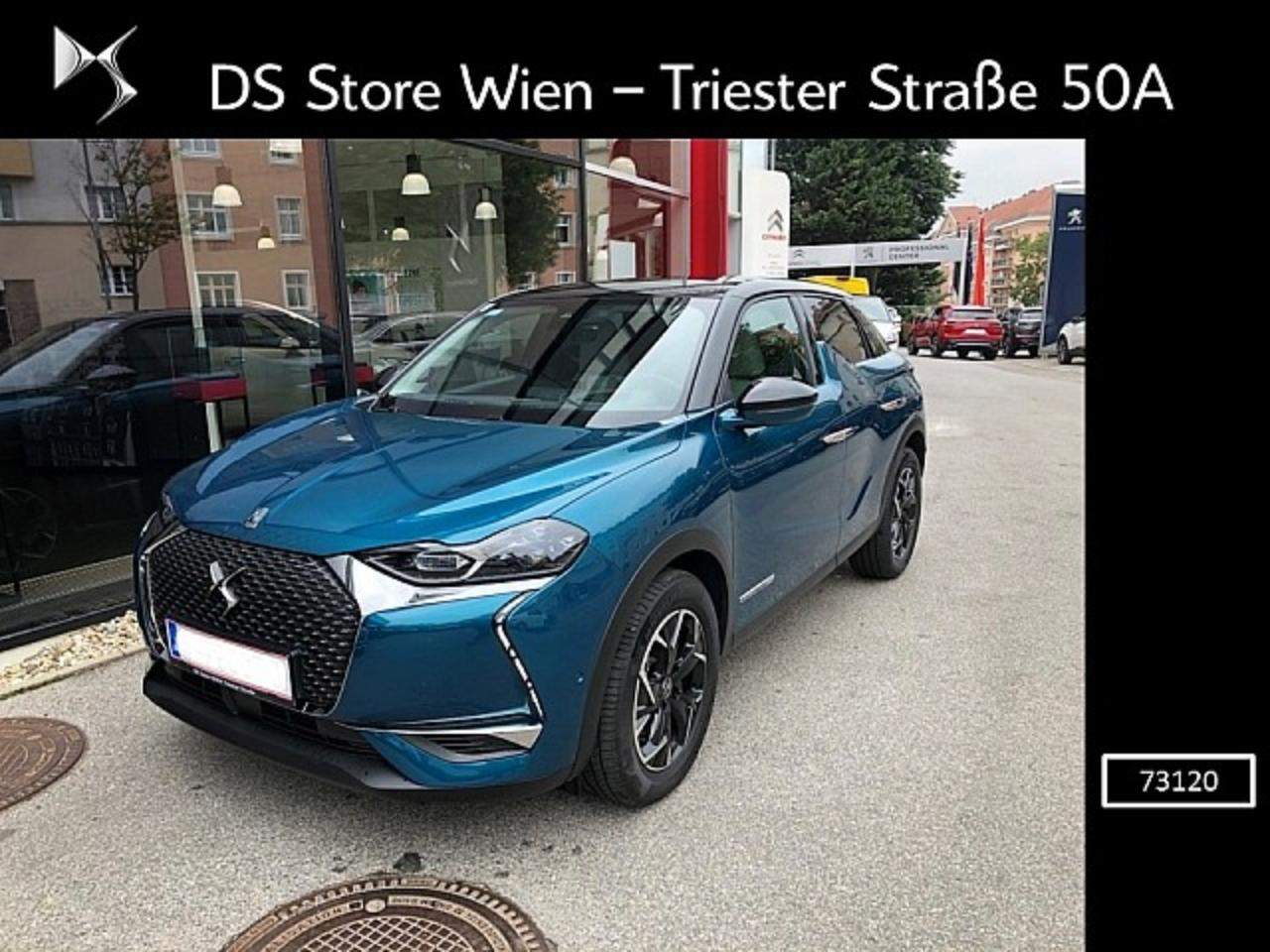 Ds DS 3 Crossback PureTech 130 S&S EAT8 So Chic Aut.