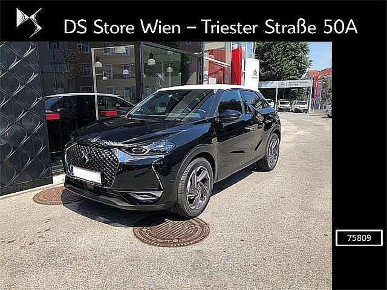 Ds DS 3 Crossback PureTech 100 S&S Manuell So Chic