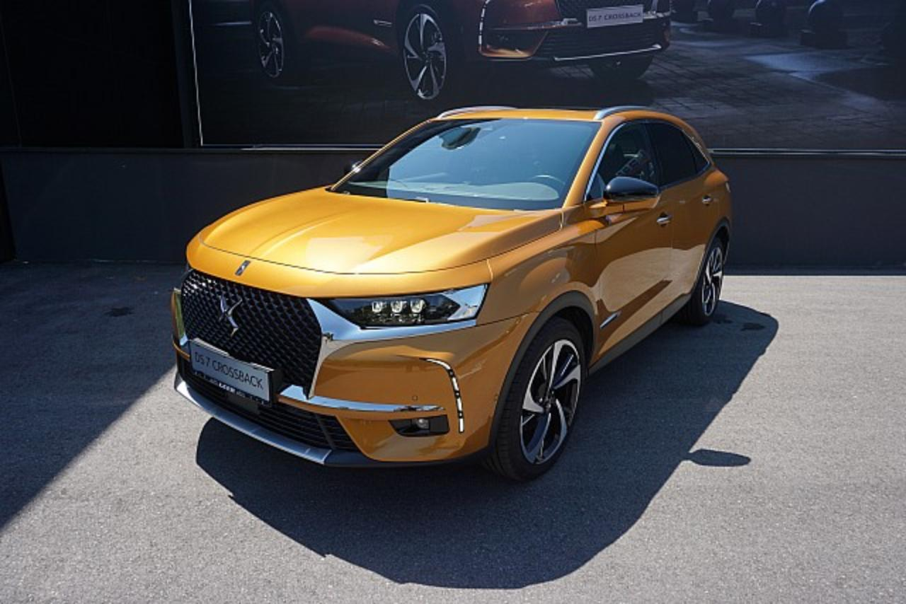 Ds DS 7 Crossback Crossback BlueHDi 180 EAT8 Be Chic