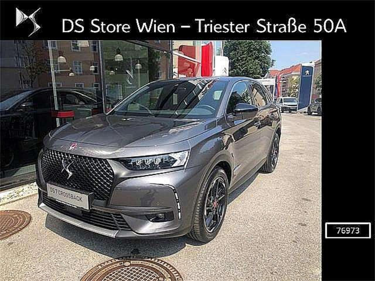 Ds DS 7 Crossback Crossback BlueHDi 130 EAT8 Performance Line