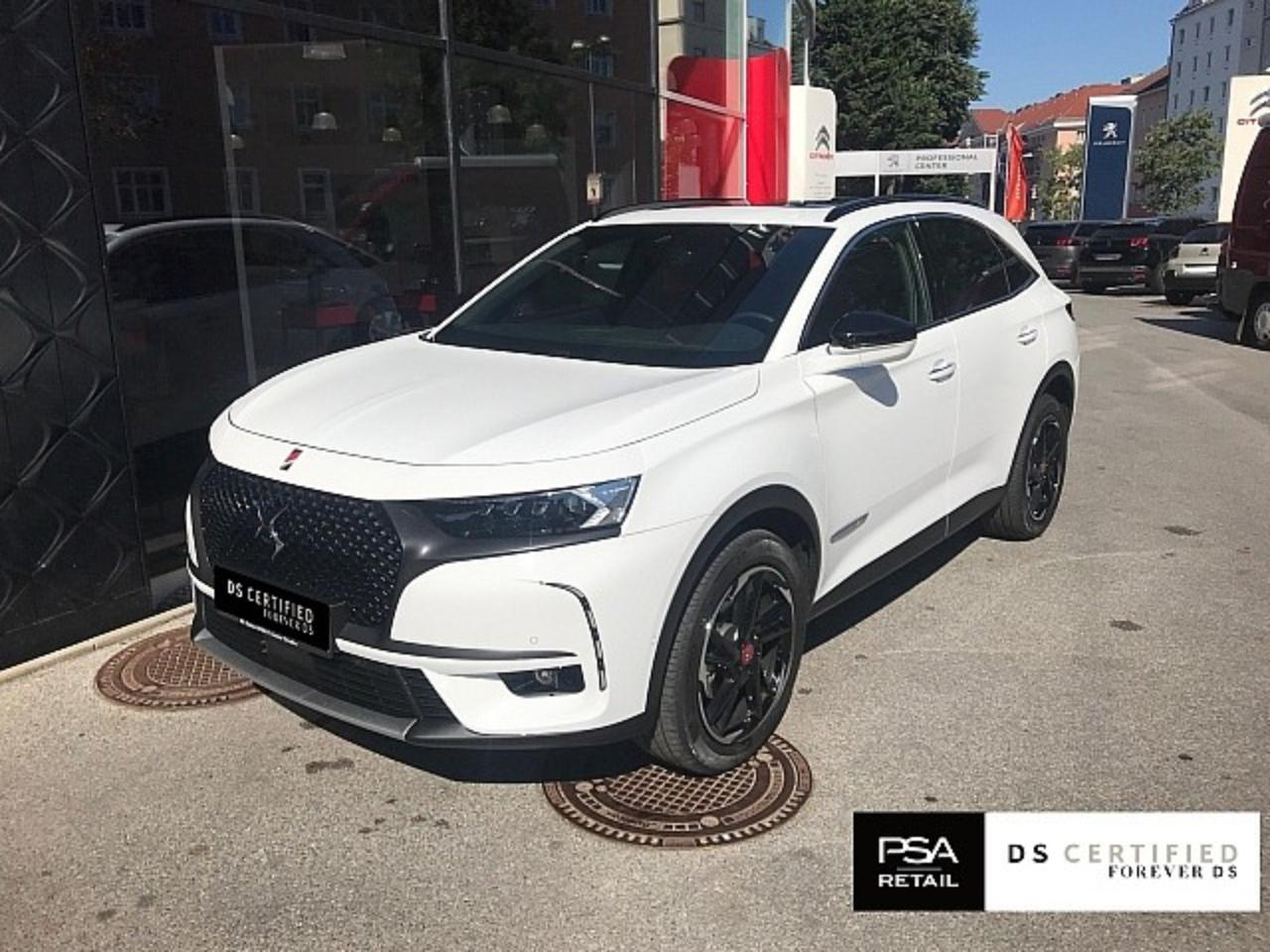Ds DS 7 Crossback Crossback PureTech 180 EAT8 Performance Line