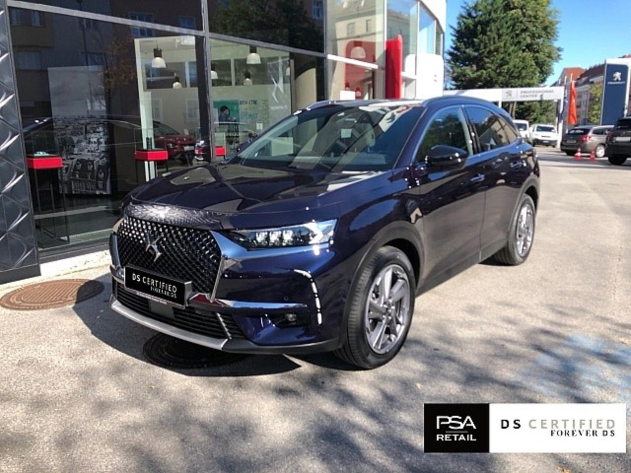 Ds DS 7 Crossback Crossback BlueHDi 130 EAT8 So Chic