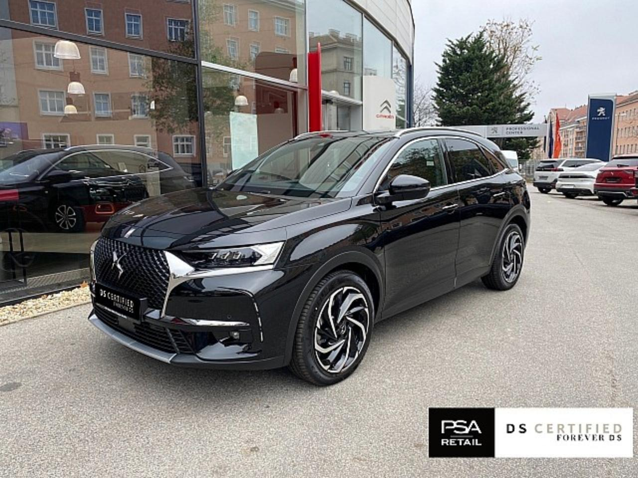 Ds DS 7 Crossback Crossback E-Tense 300 PHEV EAT8 4x4 Be Chic Aut.