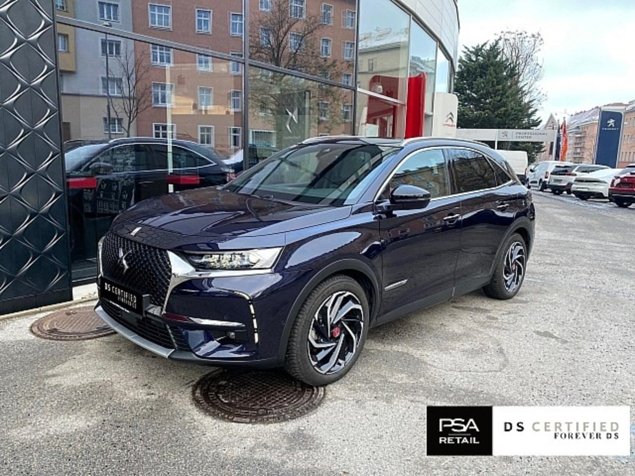 Ds DS 7 Crossback Crossback E-Tense 300 EAT8 4x4 Be Chic Aut.
