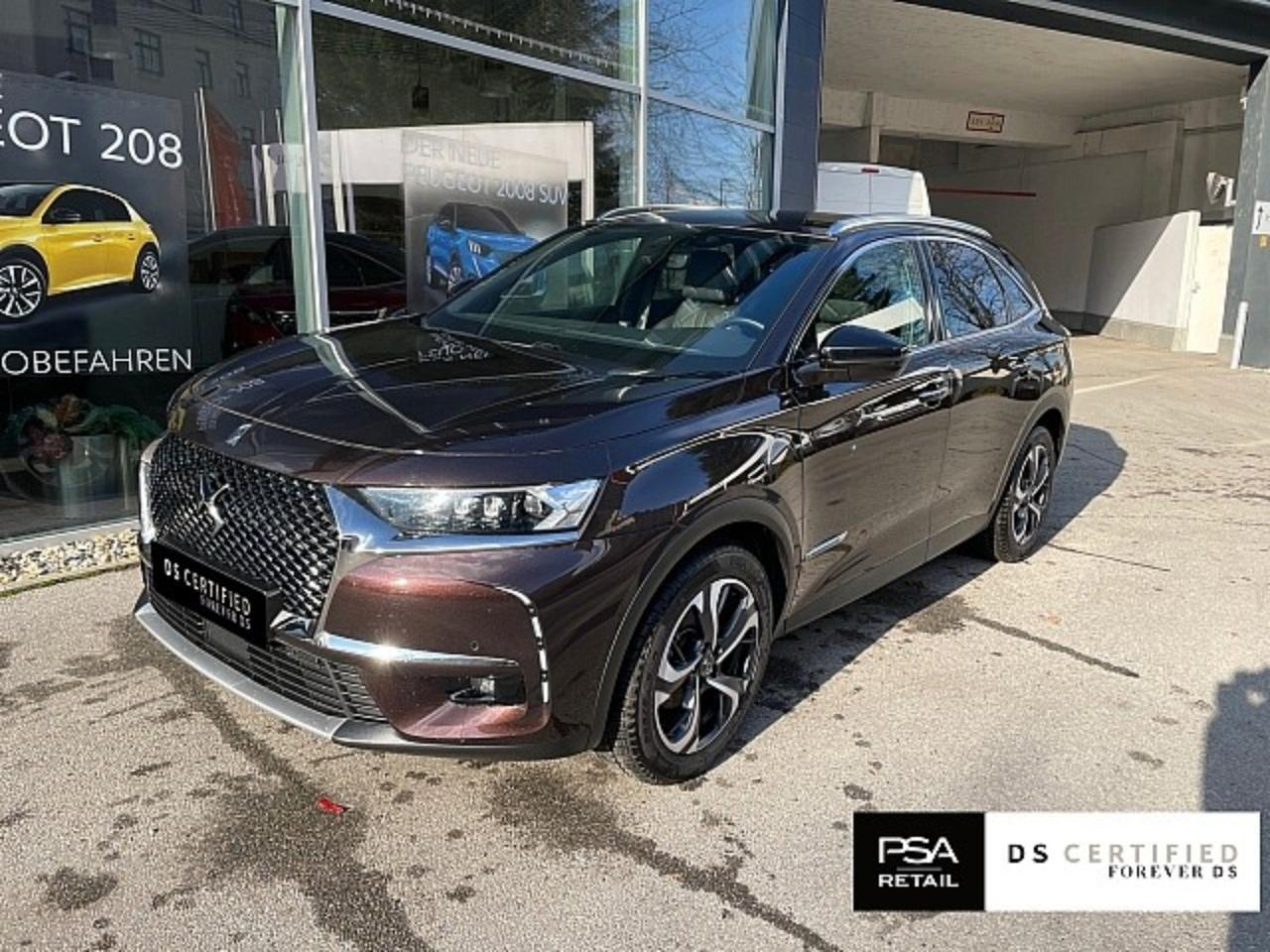 Ds DS 7 Crossback Crossback BlueHDi 130 EAT8 Be Chic