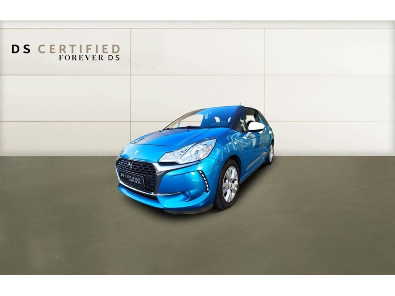 Ds DS 3 BE CHIC