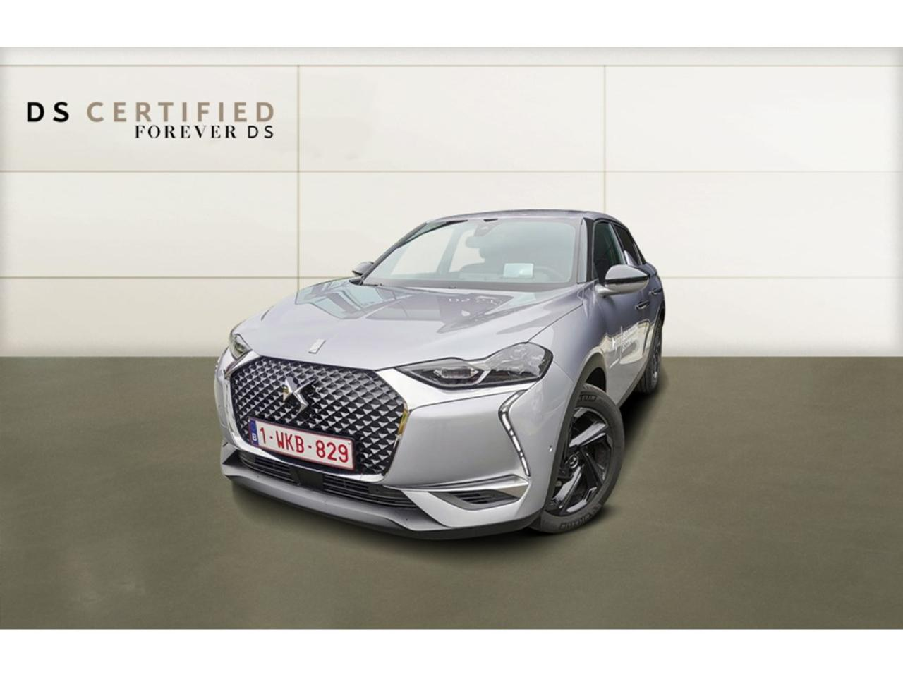 Ds DS 3 Crossback So Chic*Leder*Camera*LED