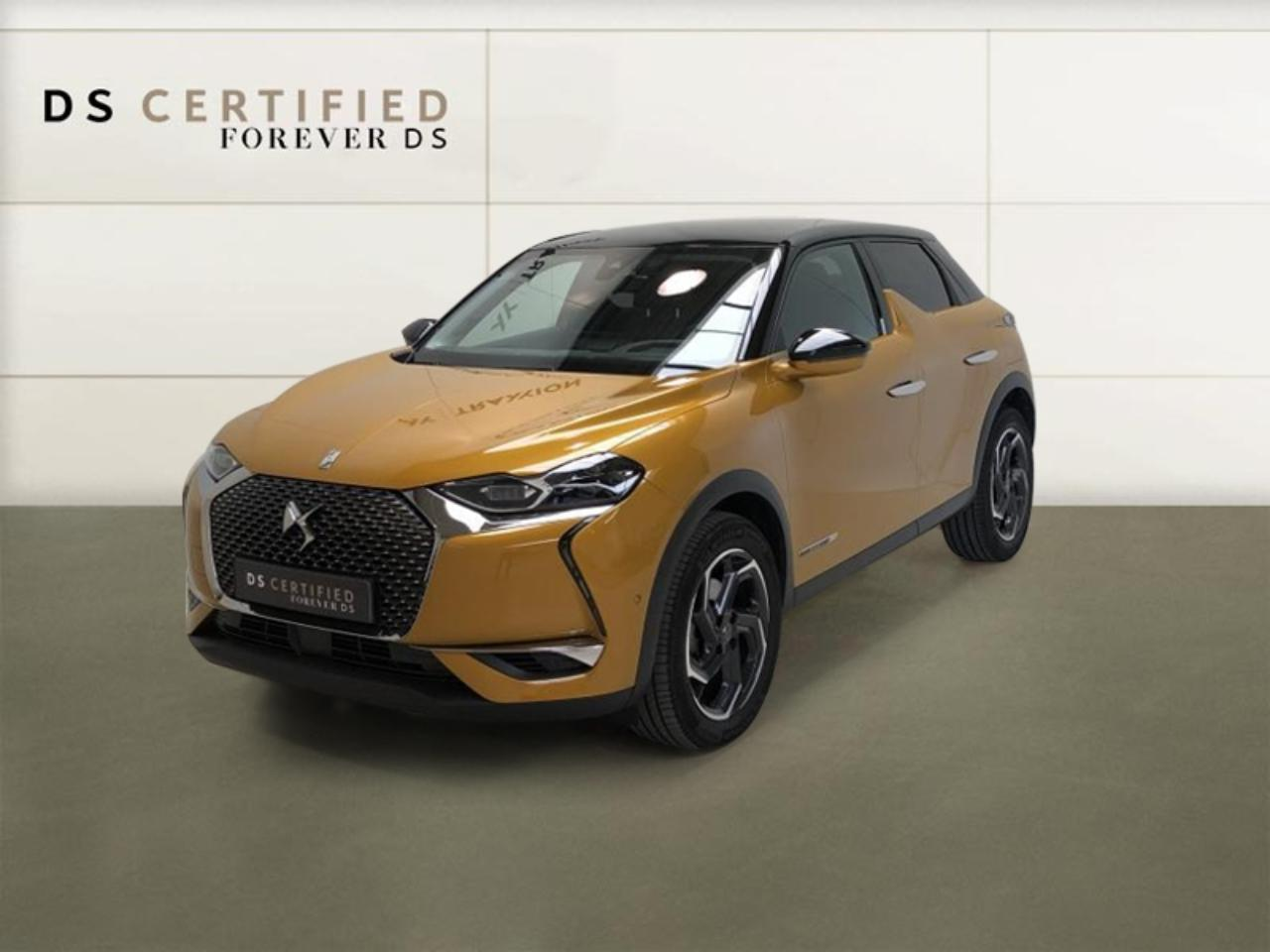 Ds DS 3 Crossback Grand Chic
