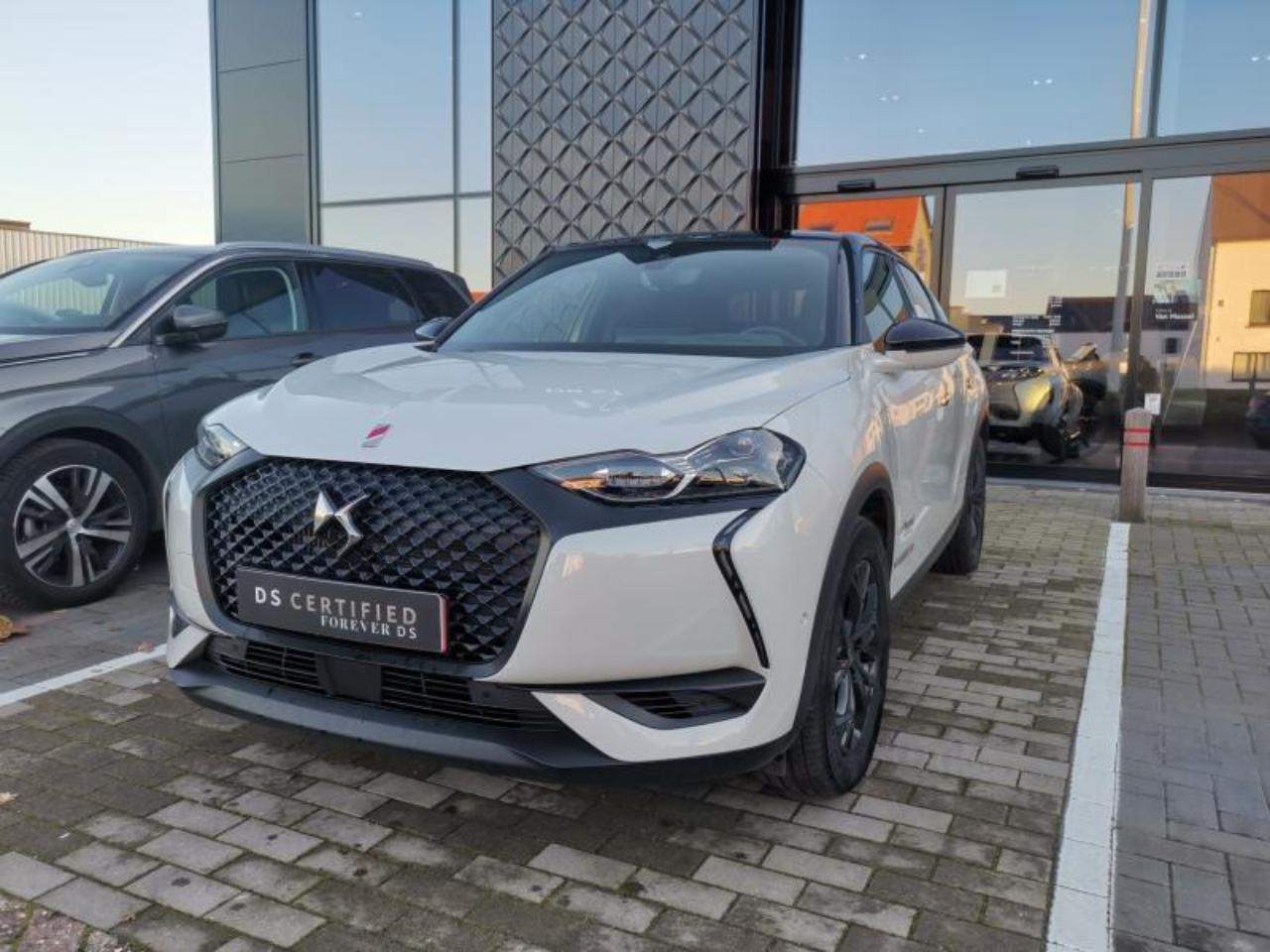 Ds DS 3 Crossback Performance +