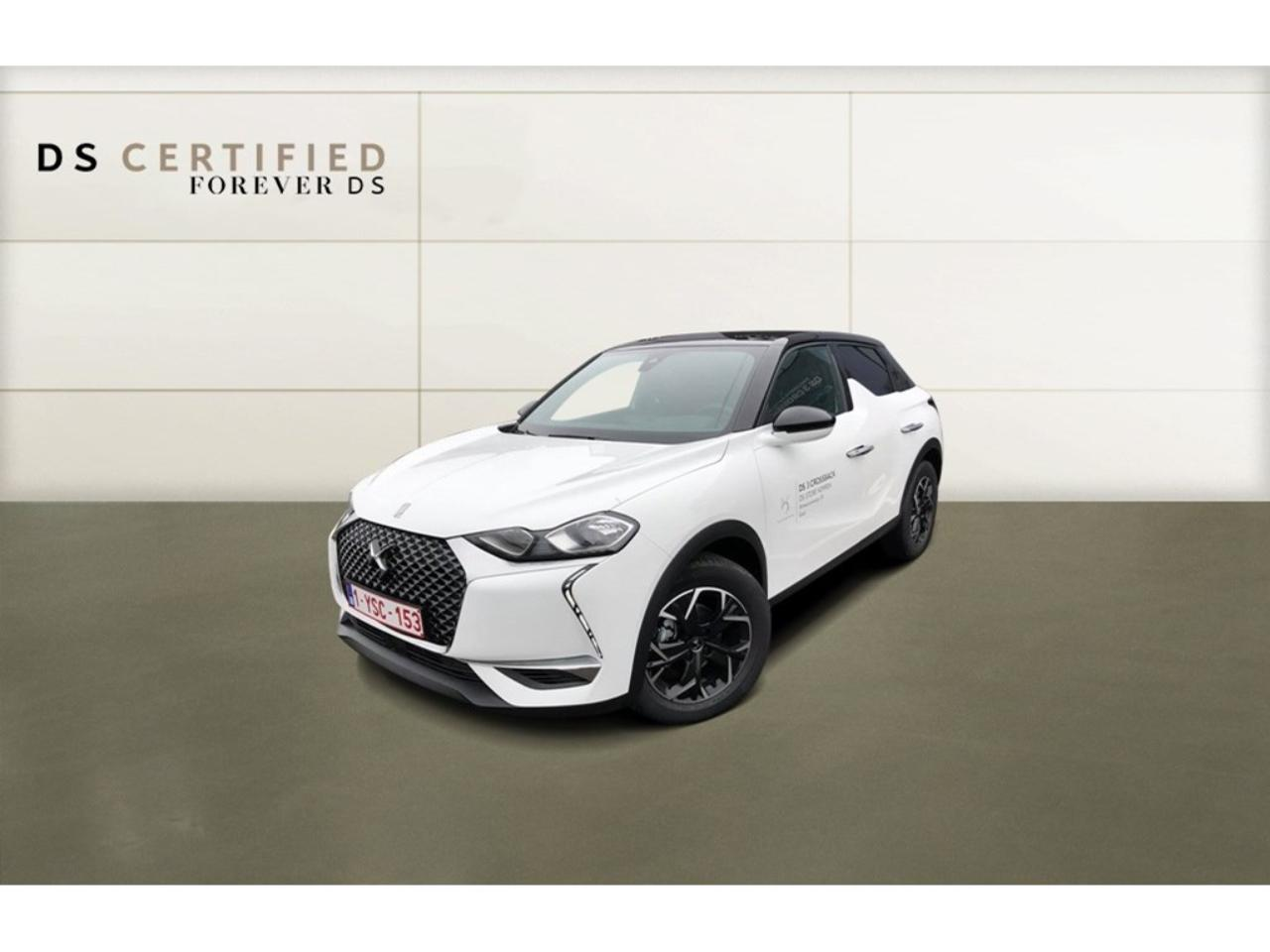 Ds DS 3 Crossback 1.2 100pk So Chic