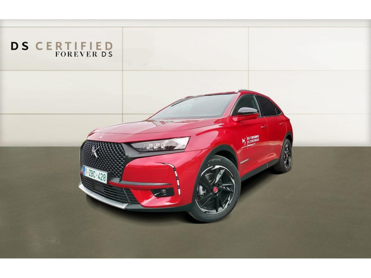 Ds DS 7 Crossback PFLine*Leder*Focal*Camera