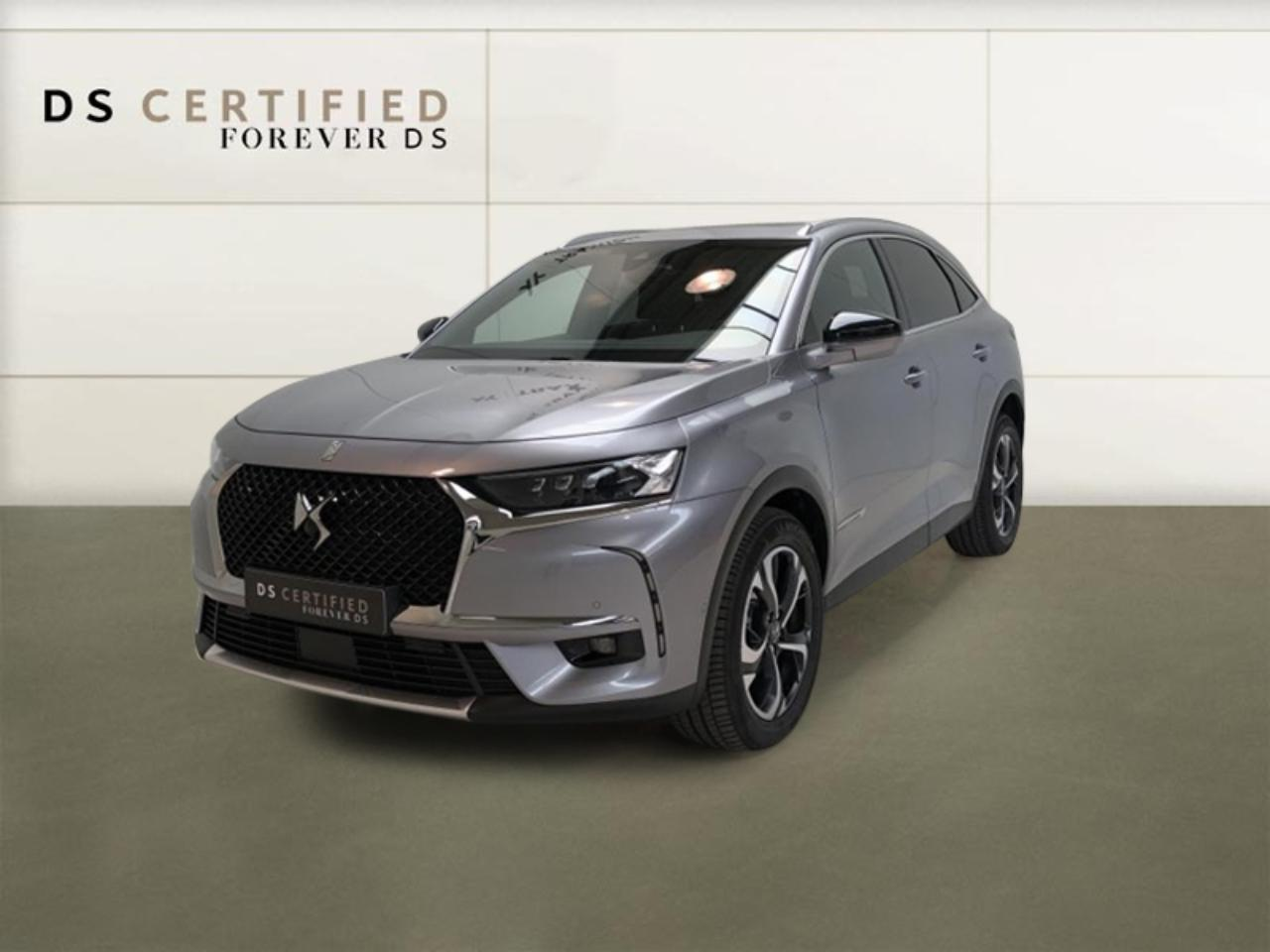 Ds DS 7 Crossback 2.0 BlueHDi 180PK EAT8 So Chic