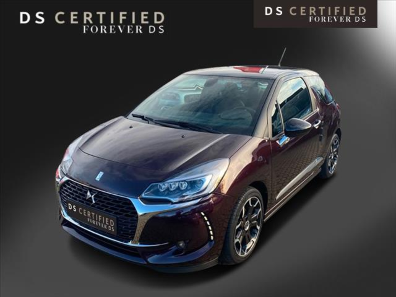 Ds DS 3 PureTech 110 Start & Stop SoChic Xenon Full LED Sc