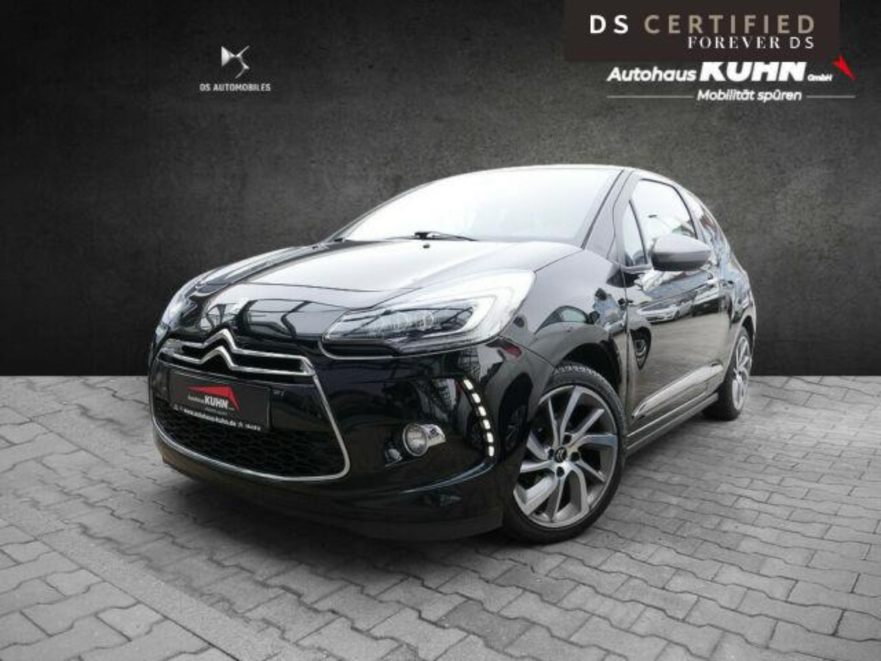 Ds DS 3 Blue HDi 120 So Paris PDC SHZ NAVI LED EU6