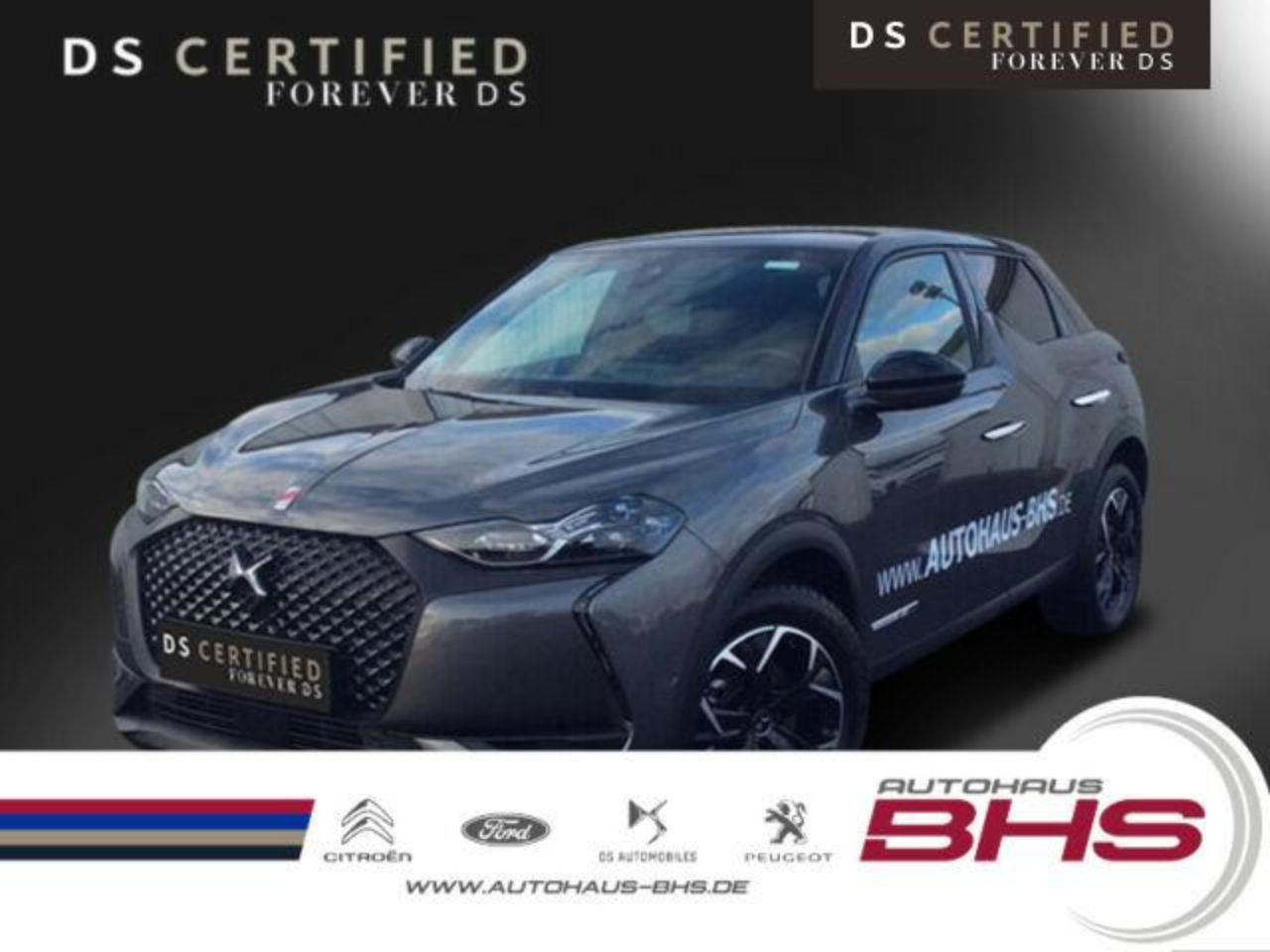 Ds DS 3 CROSSBACK Performance Line Puretech 130 EAT8