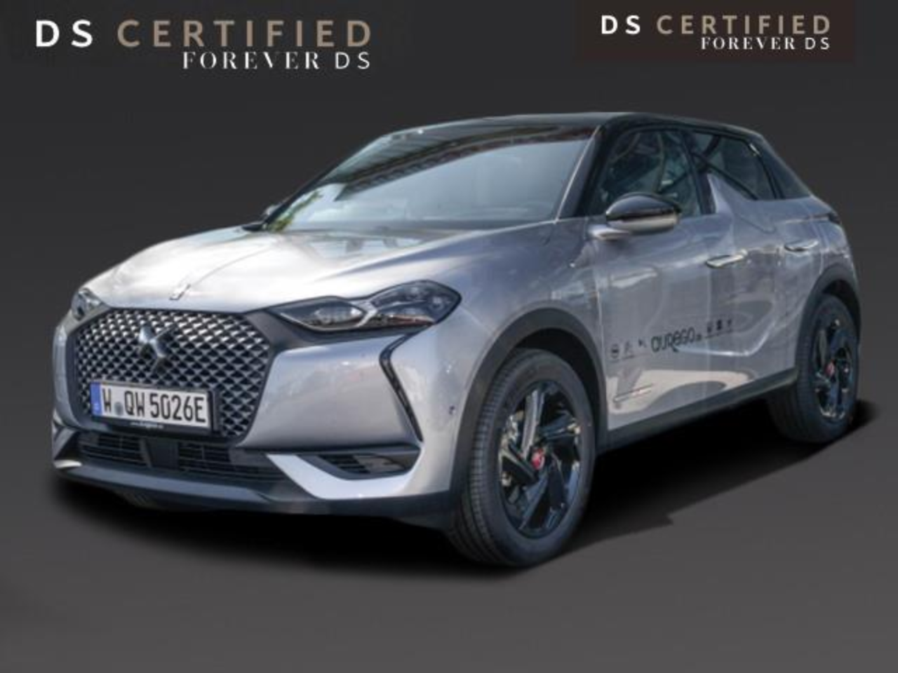Ds DS 3 CROSSBACK Performance Line E-TENSE +MATRIX LED+NAVI+