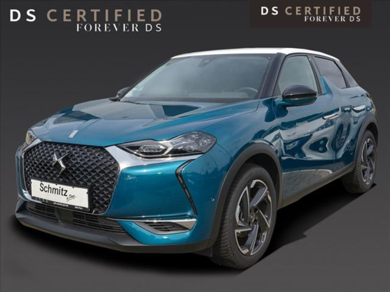 Ds DS 3 CROSSBACK PT100 So Chic Allwetterbereifung