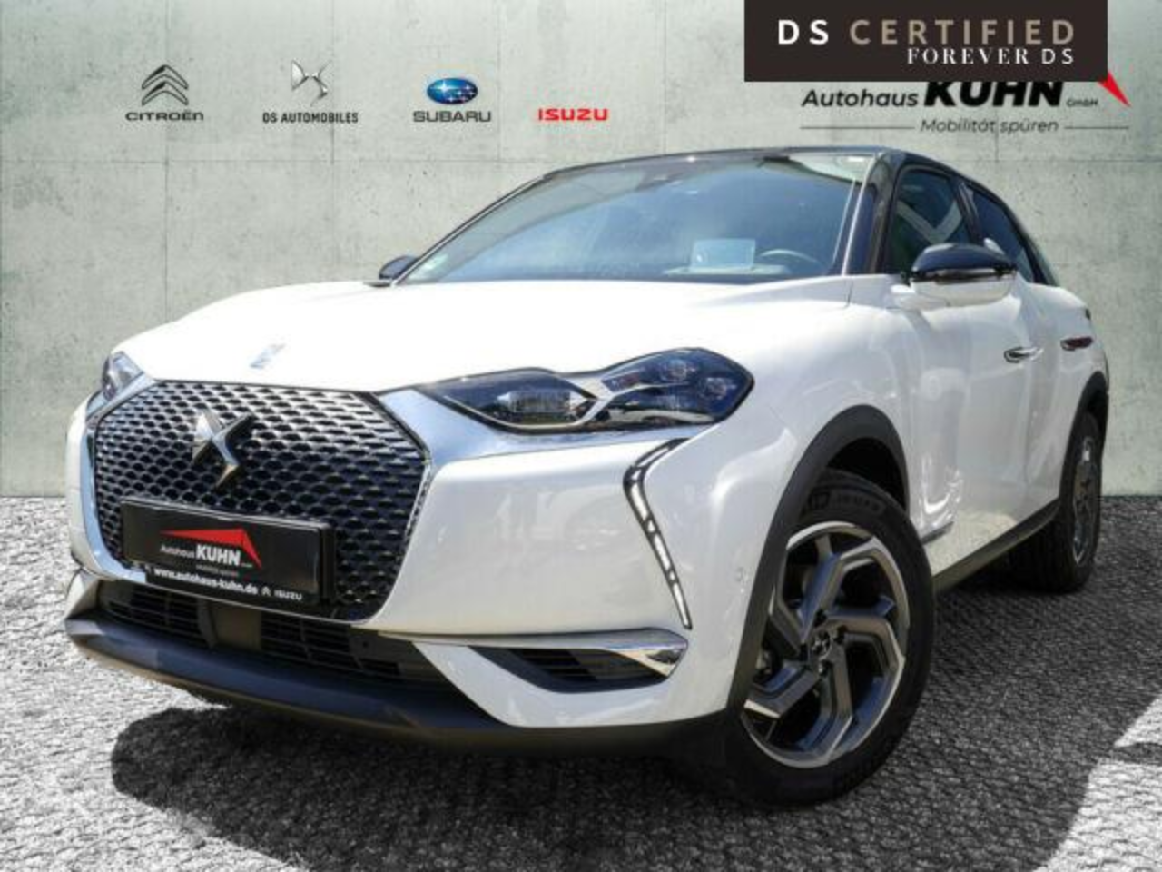 Ds DS 3 CROSSBACK PureTech 130 So Chic NAVI LED ACC
