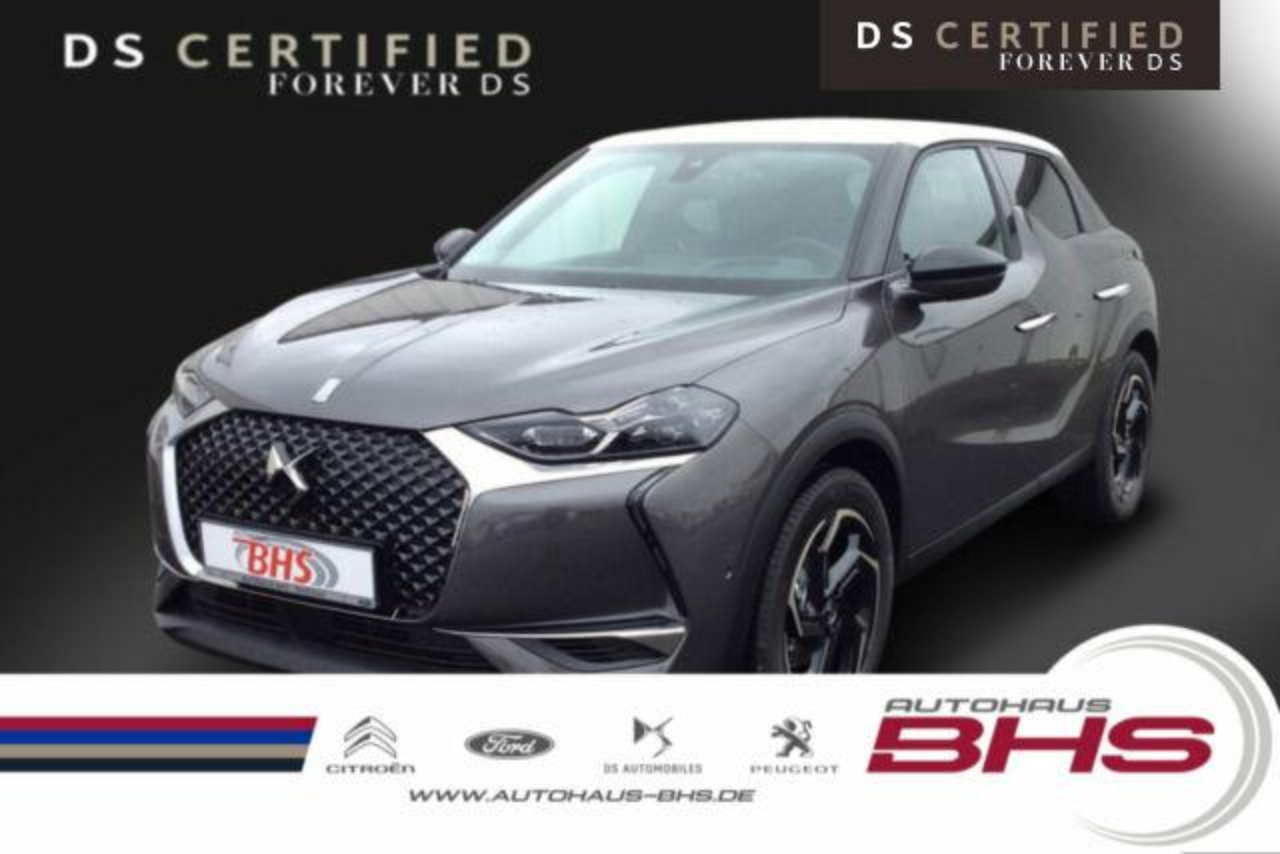 Ds DS 3 CROSSBACK Pure Tech 100 So Chic
