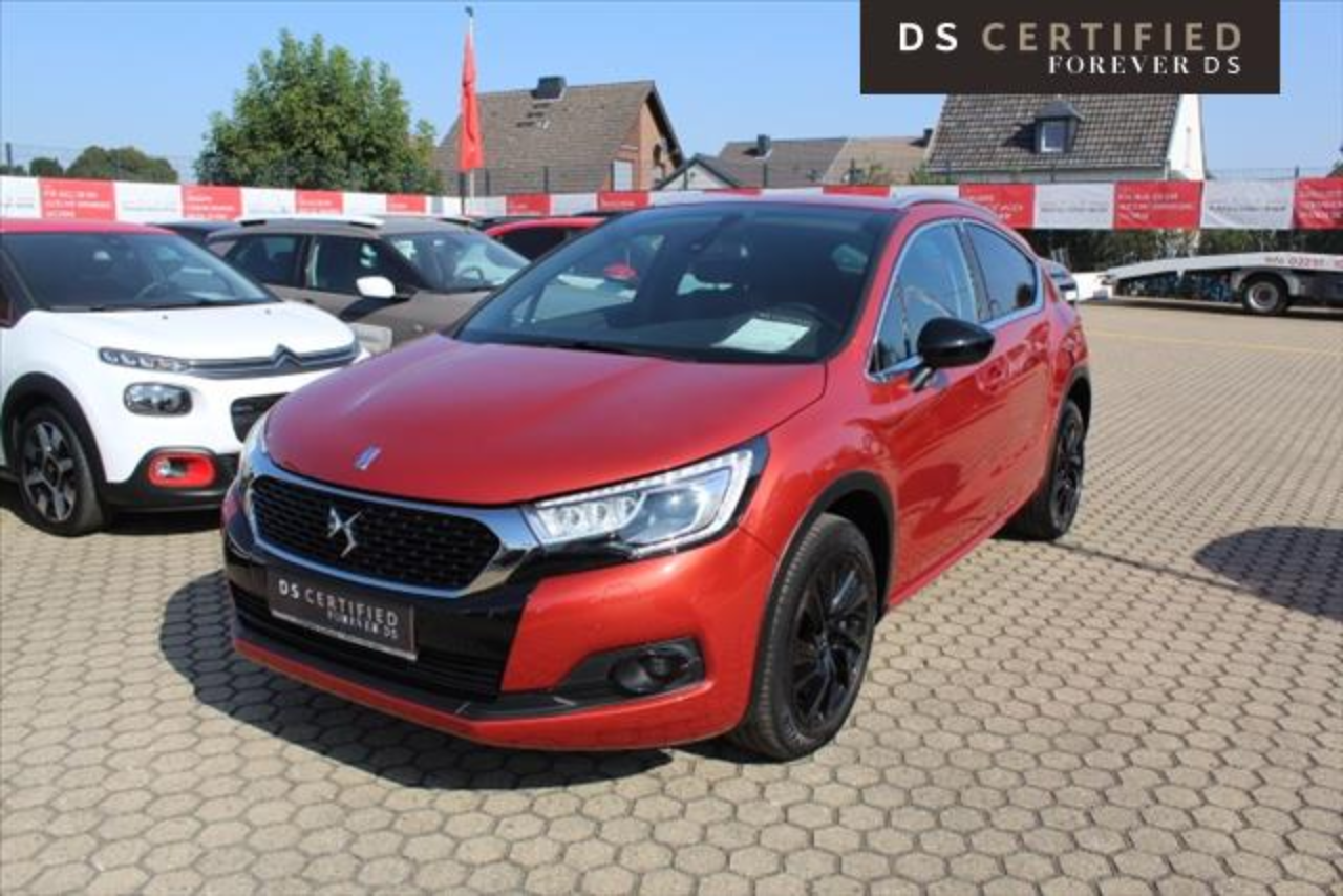 Ds DS 4 Crossback BlueHDi 120 S&S,Navi,Sitzheizung
