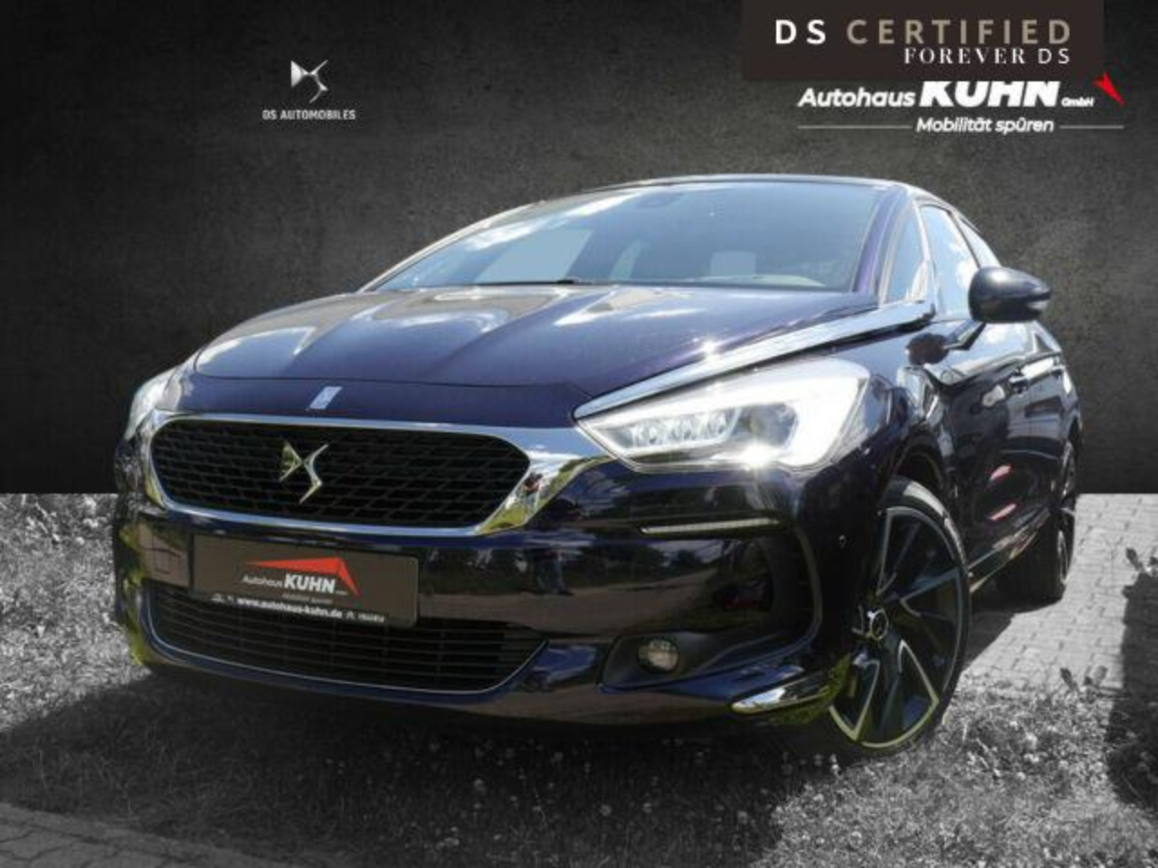 Ds DS 5 BlueHDi 180 EAT6 NAVI LED AKTIVSITZE EU6