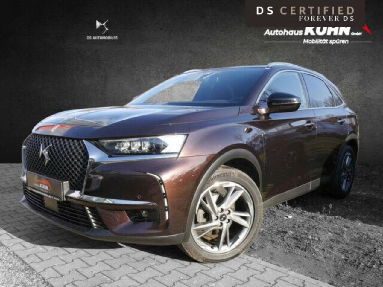 Ds DS 7 CROSSBACK BlueHDi 180 Be chic NAVI LED EU6