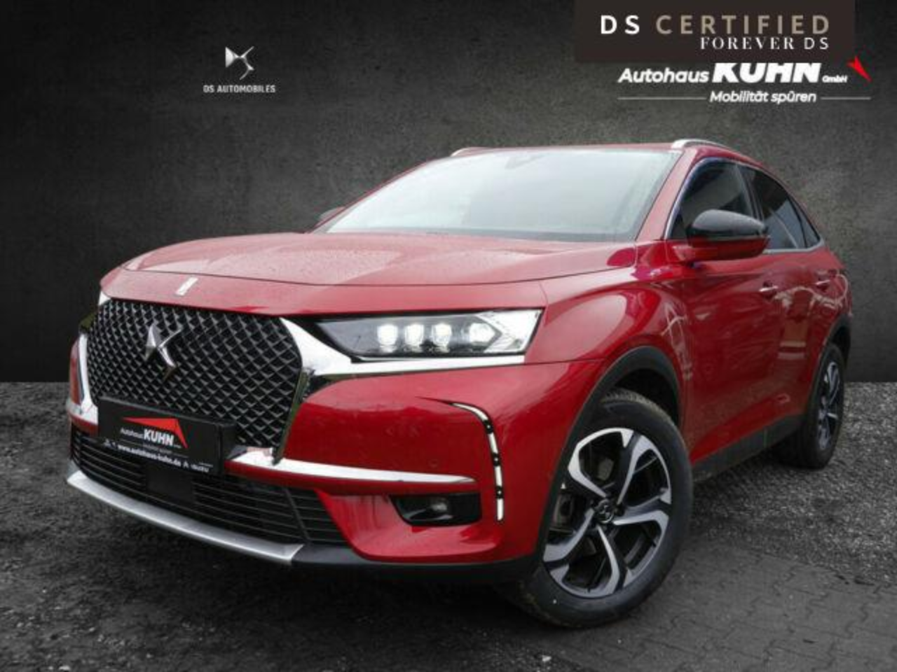 Ds DS 7 Crossback BlueHDi 180 Be chic NAVI LED ACC