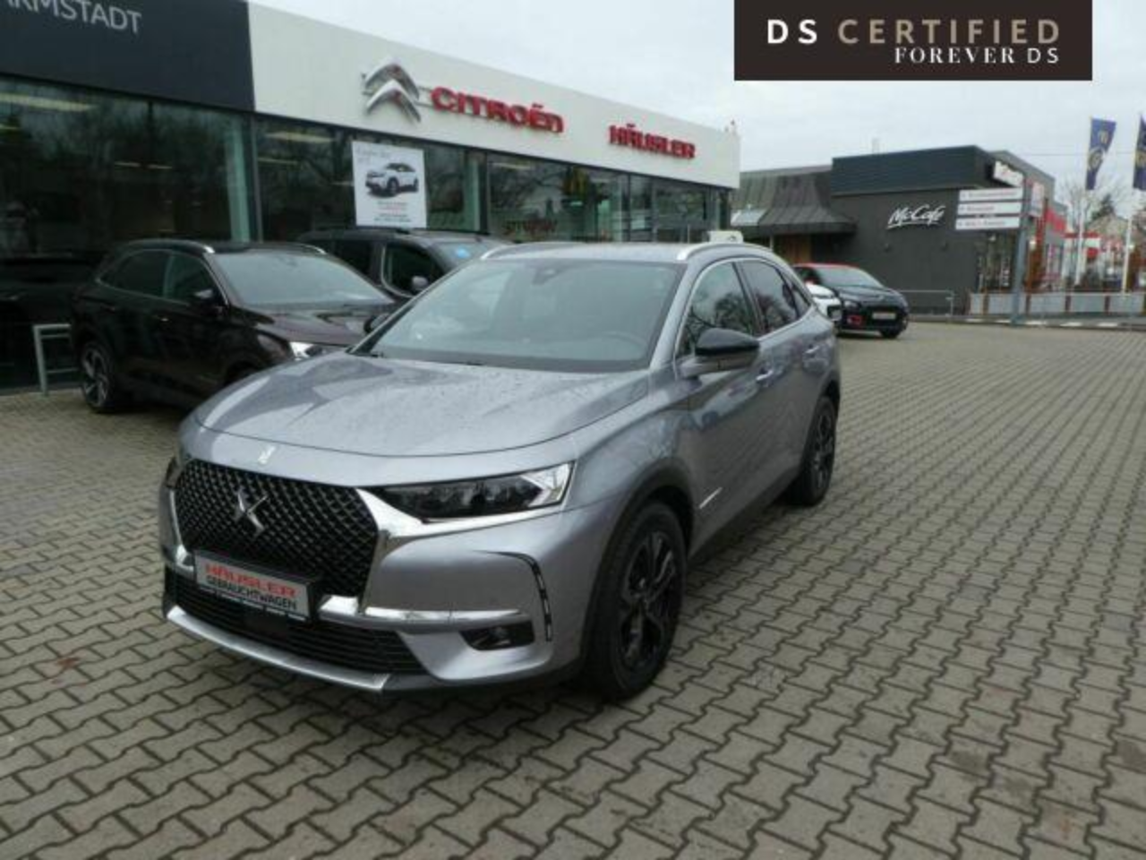 Ds DS 7 CROSSBACK BlueHDi180 Aut. SO CHIC