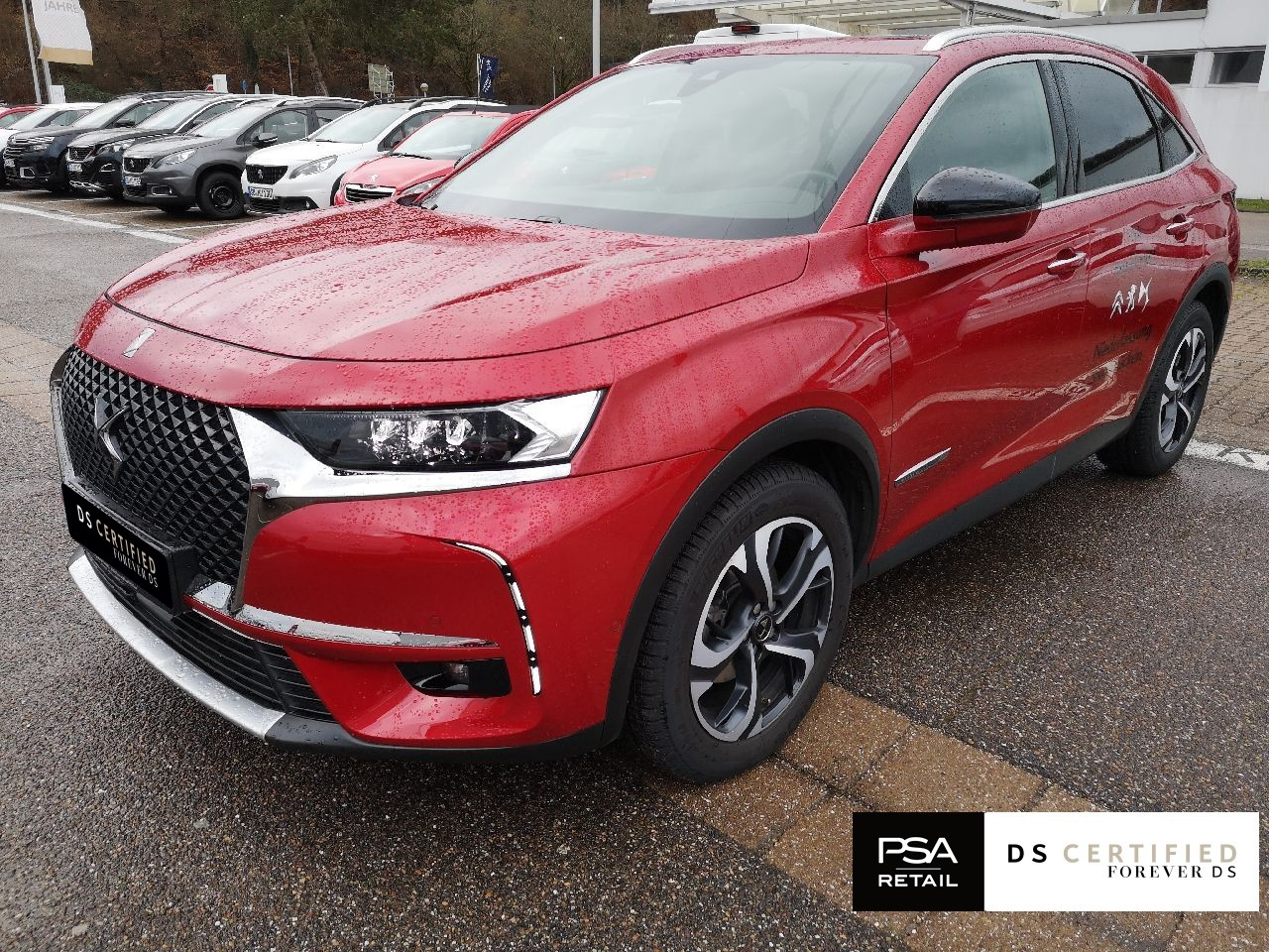 Ds DS 7 CROSSBACK BE CHIC RIVOLI BlueHDI 180PS Automatik