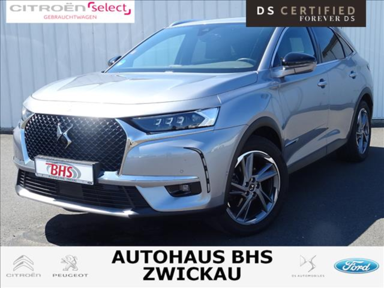 Ds DS 7 CROSSBACK PureTech 225 Be Chic