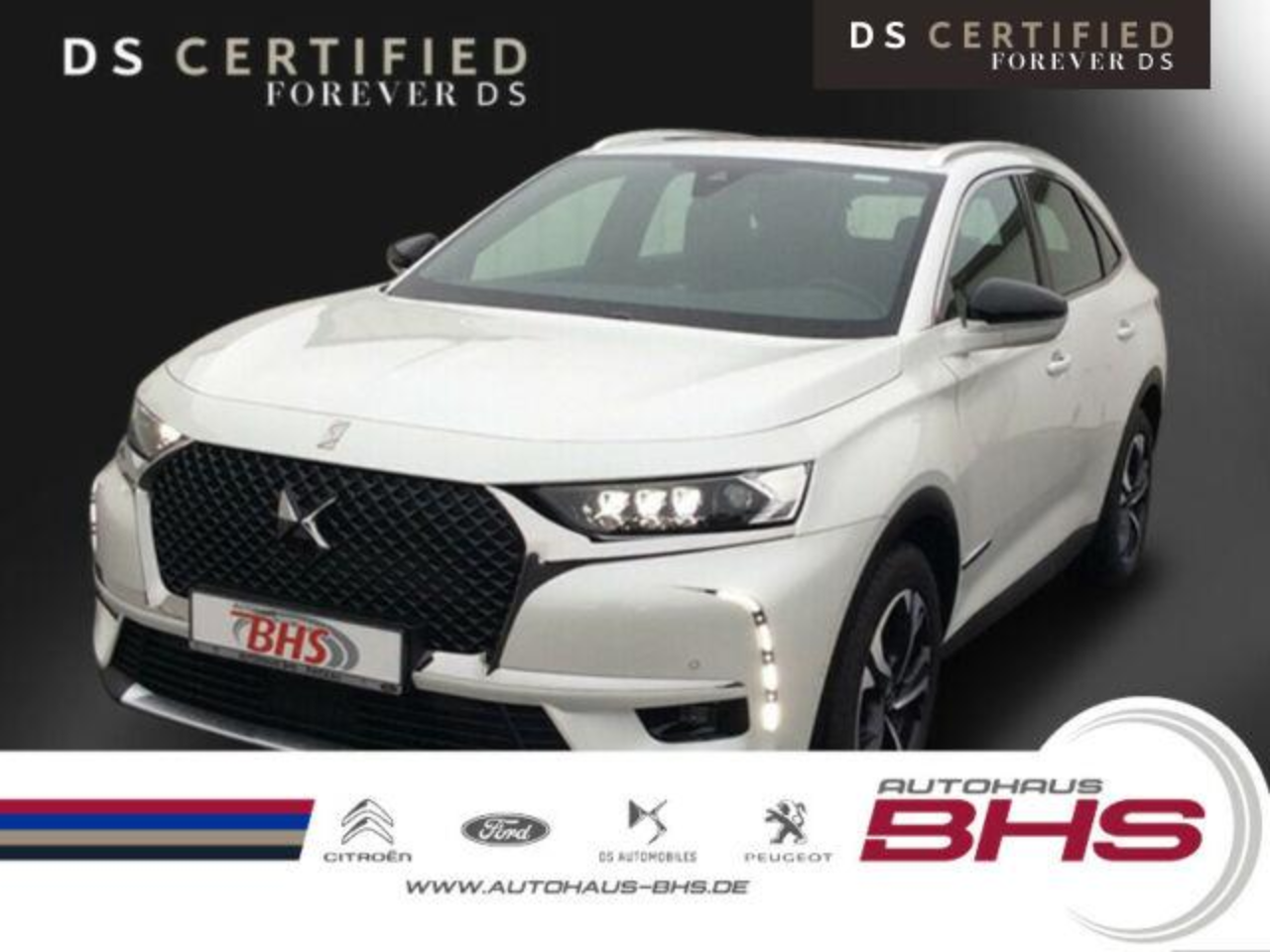 Ds DS 7 CROSSBACK Blue Hdi 180 Auto Business Line