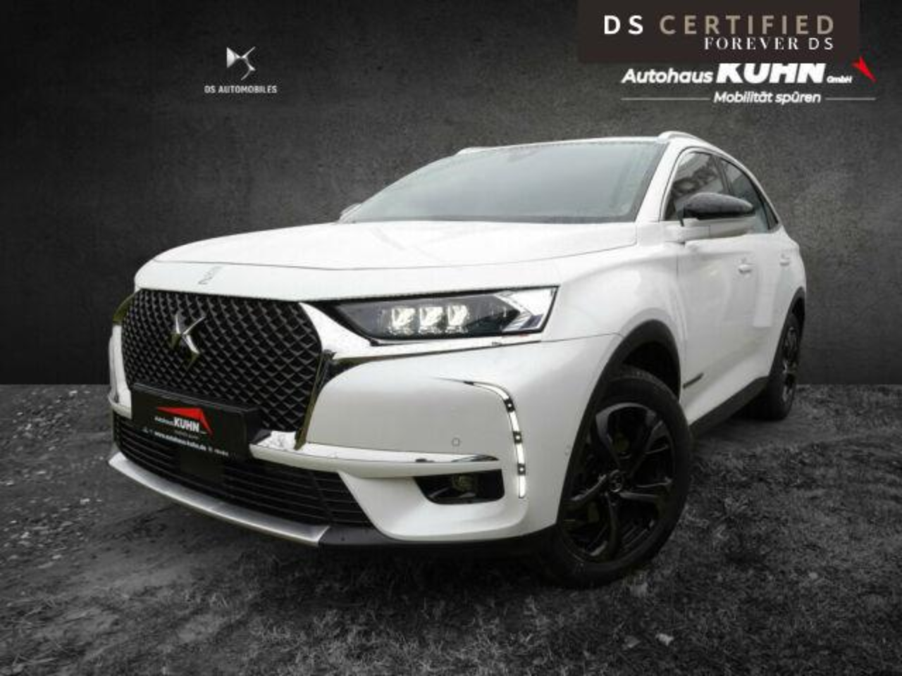 Ds DS 7 Crossback So Chic PureTech 225 NAVI LED ACC