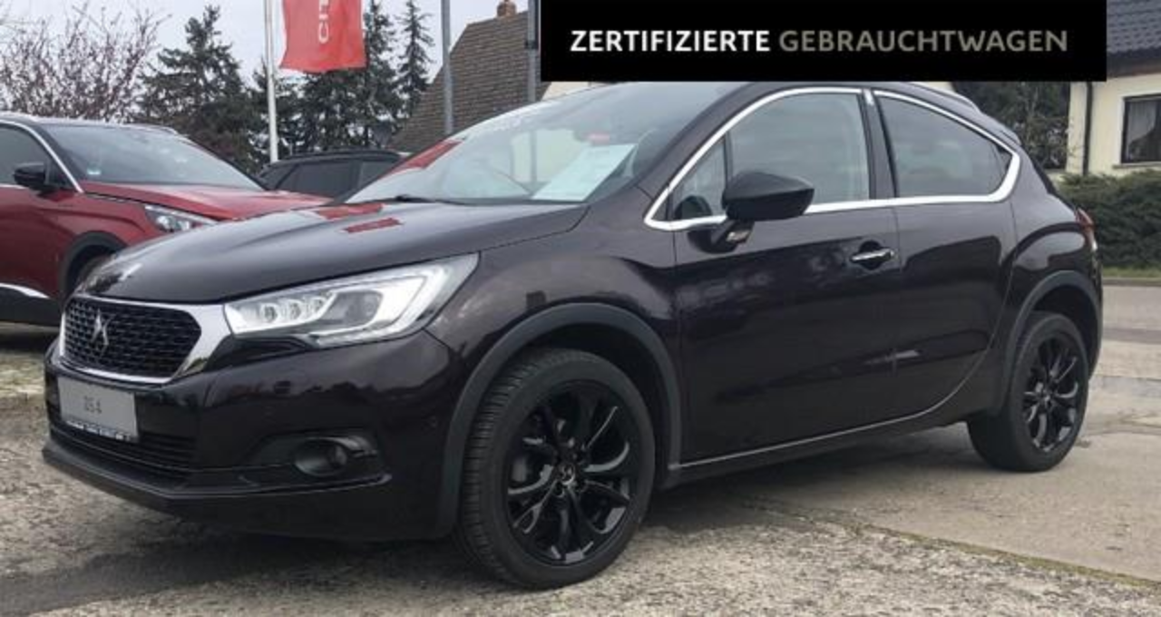 Ds DS 4 CROSSBACK DS4 CROSSBACK 1.2 130 PureTech S&S/ Navi/ Keyless/ LED