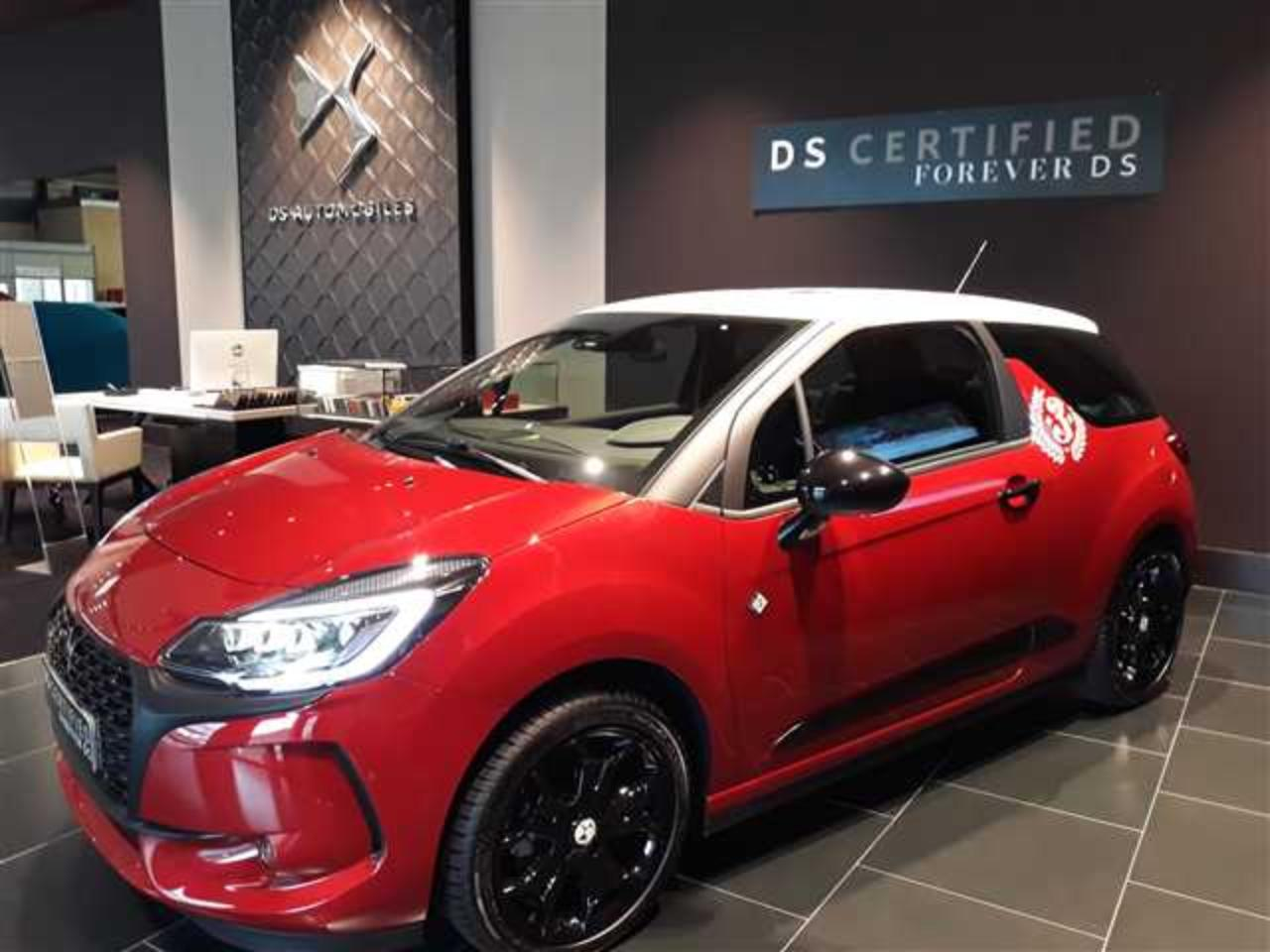 Ds DS 3 PureTech 81kW (110CV) EAT6 Cafe Racer