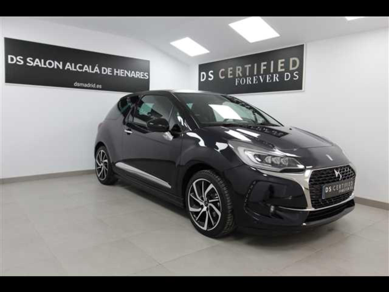 Ds DS 3 BlueHDi 73kW (100CV) S&S Black Lezard