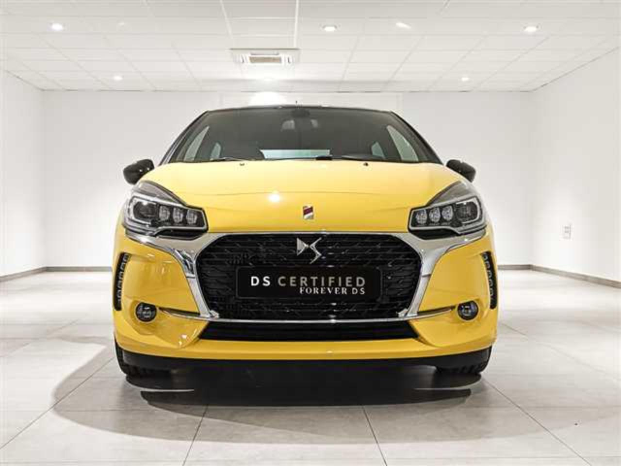 Ds DS 3 BlueHDi 73kW 100CV S&S Performance Line