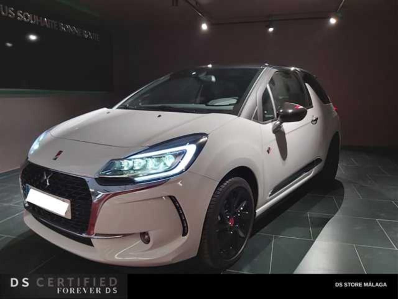 Ds DS 3 PureTech 81kW EAT6 Performance Line