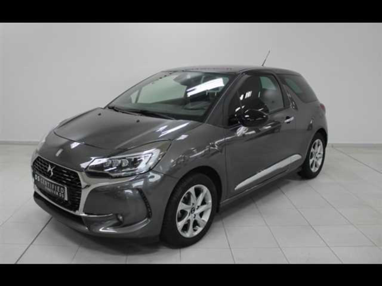 Ds DS 3 PureTech 81kW (110CV) EAT6 So Chic