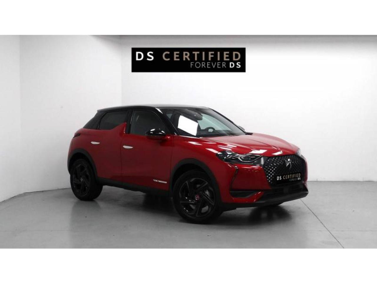 Ds DS 3 CROSSBACK BlueHDi 96 kW Auto PERFORMANCE LINE