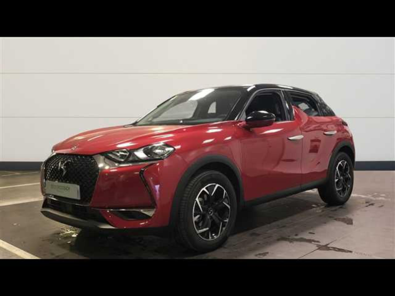 Ds DS 3 CROSSBACK PureTech 73 kW Manual SO CHIC