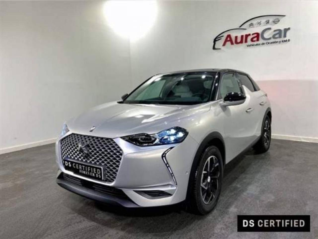 Ds DS 3 CROSSBACK 50 kW/h SO CHIC Auto