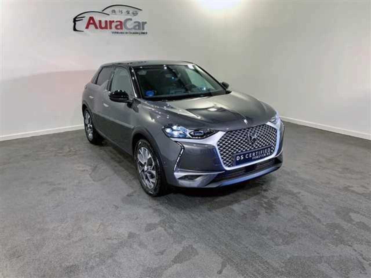 Ds DS 3 CROSSBACK 50 kW/h GRAND CHIC Auto