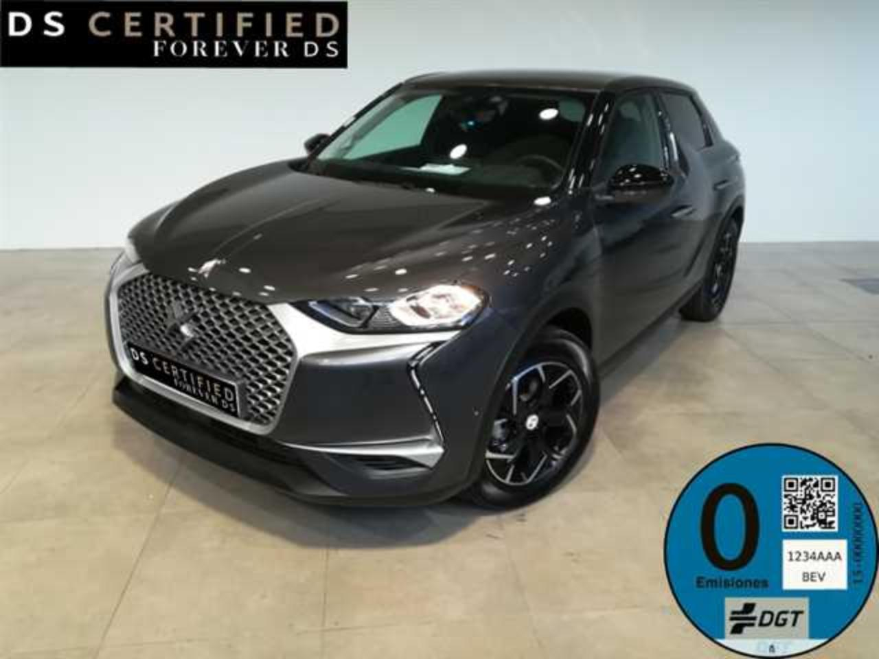 Ds DS 3 CROSSBACK E-Tense 50 kW/h SO CHIC Auto