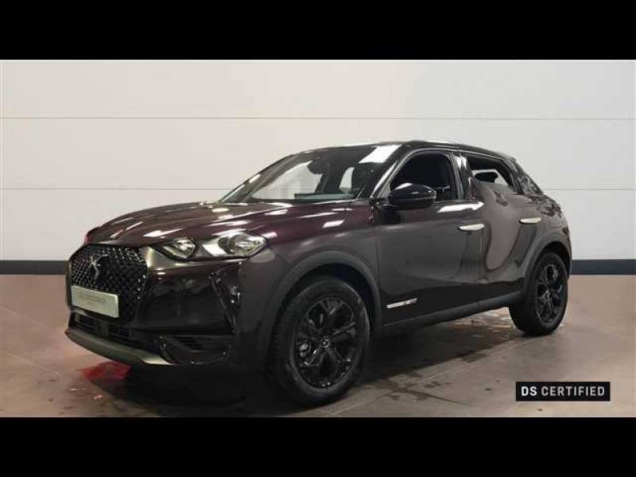 Ds DS 3 CROSSBACK BlueHDi 73 kW Manual PERFORMANCE LINE