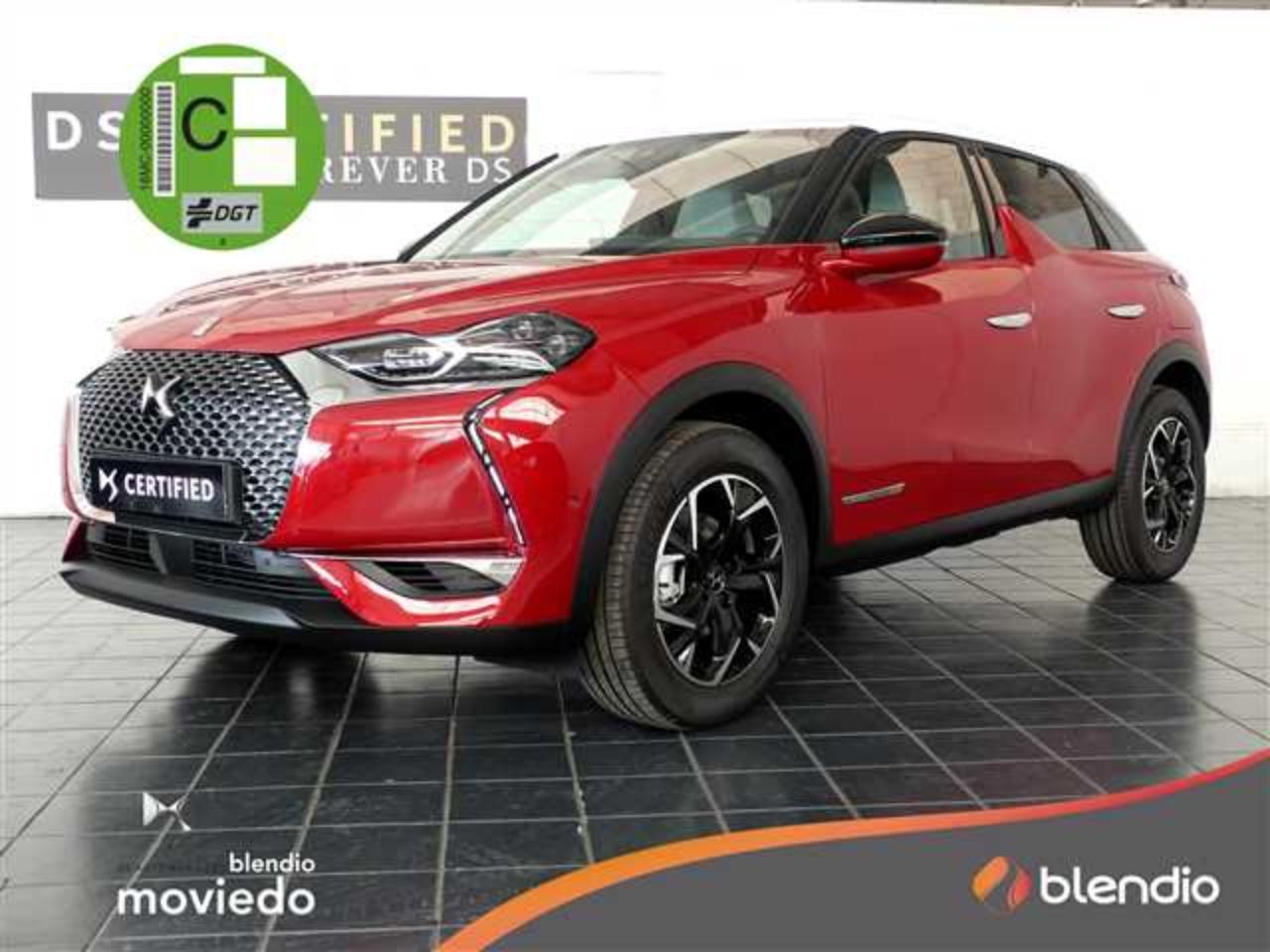 Ds DS 3 CROSSBACK BlueHDi 73 kW Manual SO CHIC