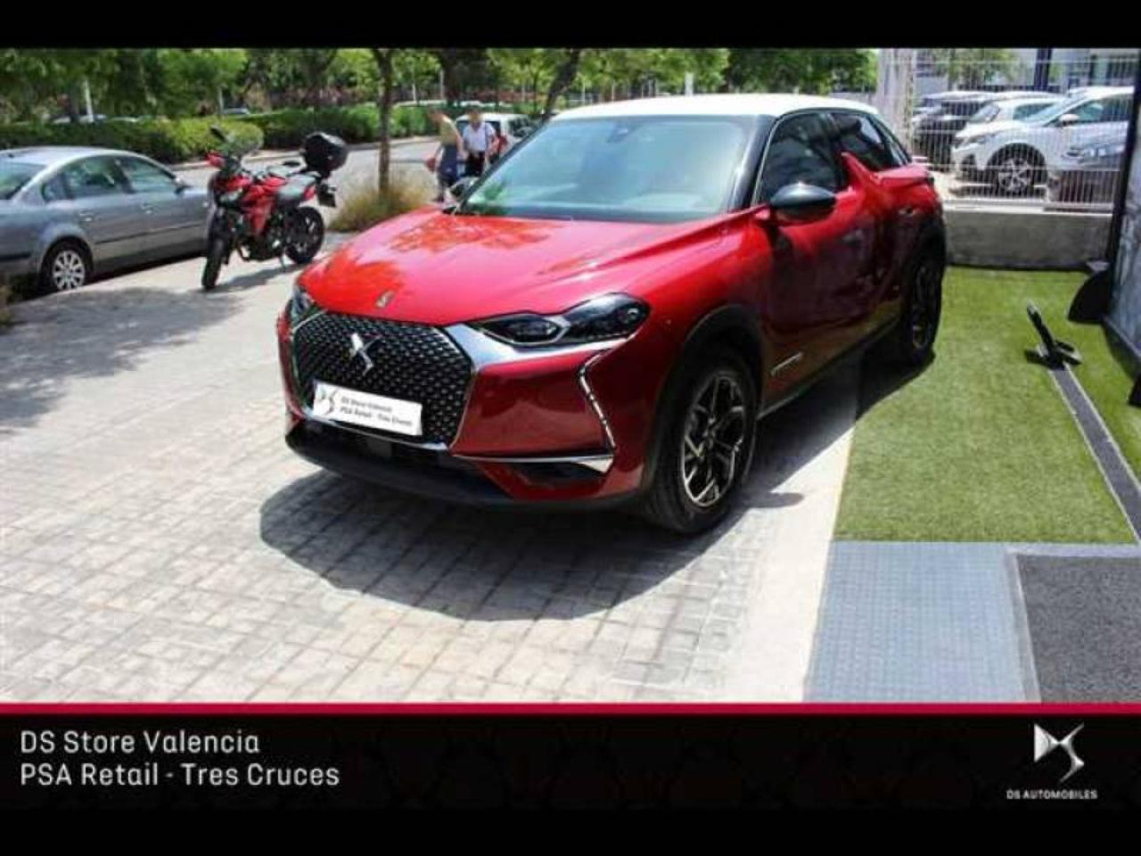 Ds DS 3 CROSSBACK BlueHDi 73 kW Manual SO CHIC So Chic
