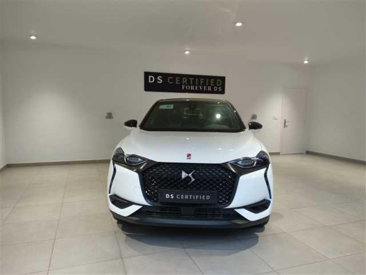 Ds DS 3 CROSSBACK PureTech 73 kW Manual PERFORMANCE LINE